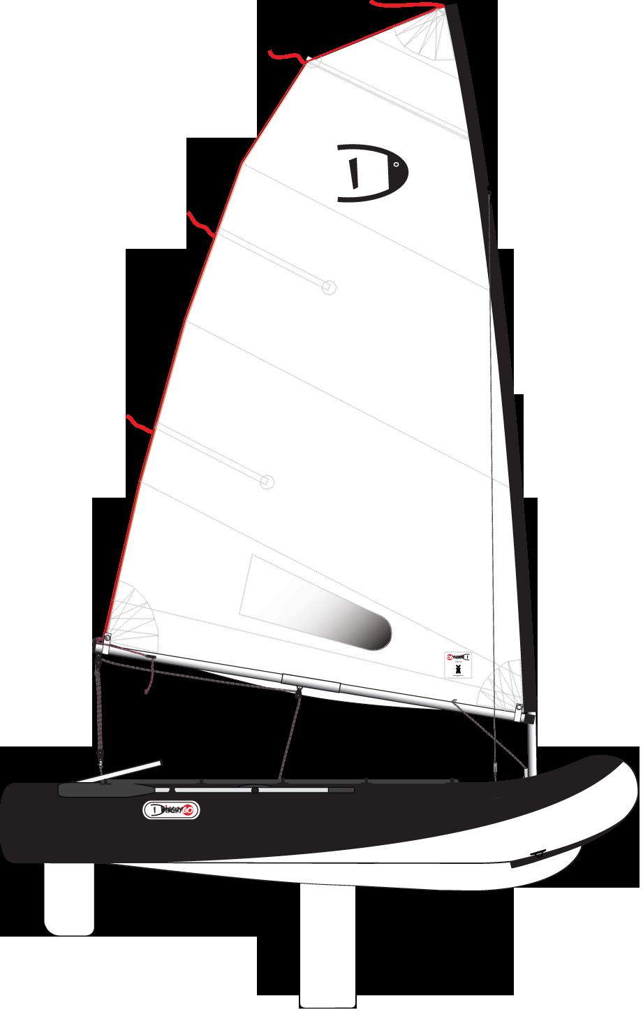 DinghyGo Orca (Lieferung April)