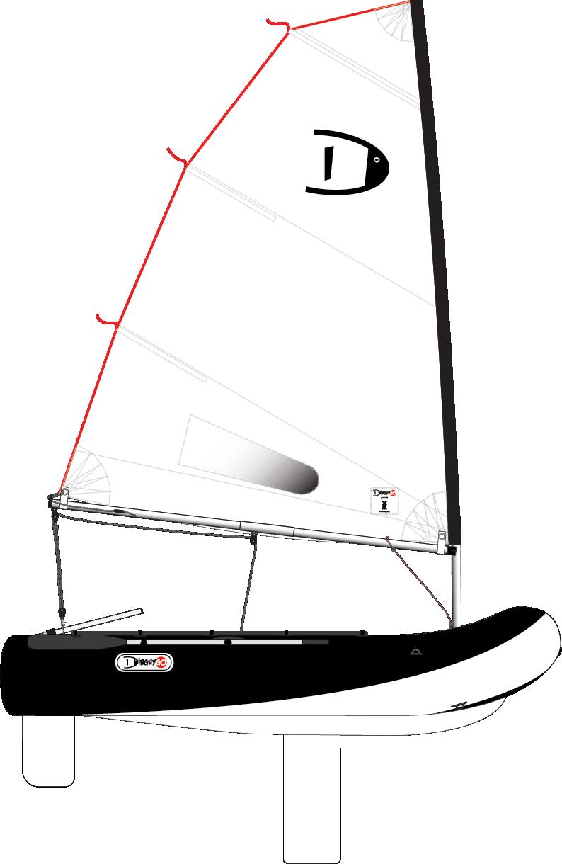 DinghyGo Orca 280 (Lieferung April 2021)