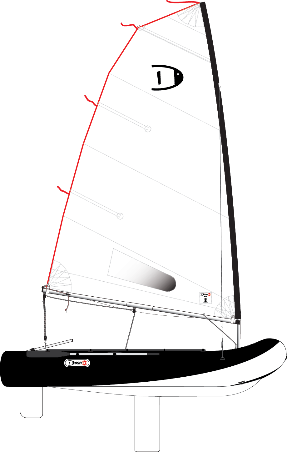 DinghyGo_Orca_325_side_view